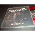 Hammerfall - renegade / head over heels