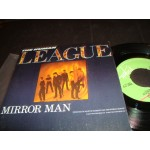 Human League - Mirror man / You Remind me of Gold