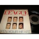 Human League - Open your Heart / Non-Stop