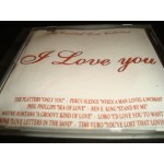 I Love you - The Essential Love Collection