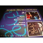 Idris Muhammad - Black Rhythm Revolution / Peace & Rhythm