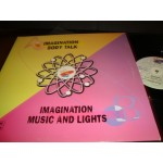 Imagination - Body talk / music and Lights