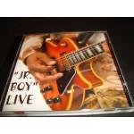 JR Boy - live