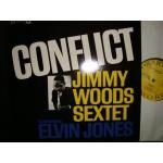 Jimmy Woods Sextet - Conflict
