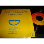 Joe Yellow - Lover to lover / Lover