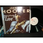 John Lee Hooker - The Father of the Blues / Live