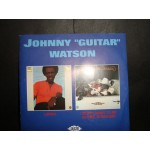 Johnny guitar watson - Listen / I Don't want to be alone strange