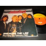 Judas Priest - Hot rockin / Breaking the law