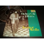 Junior Wells - better of with the Blues