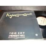Kajagoogoo - Too shy { midnight mix }