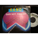 Kano - Baby not tonight / don't try to stop me