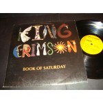 King Crimson - Book Of Saturday