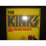 Kinks - 20 golden greats