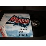 Kreator - Flag of hate