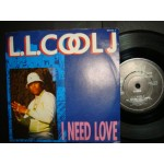 L.L.Cool J - I Need Love / My Rhyme Ain't Done