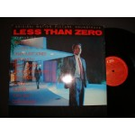Less Than Zero - various artists