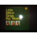 Little Milton - Sings big blues