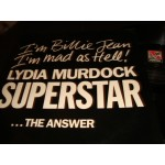 Lydia Murdock - Superstar { I'm Billie Jean..}