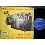 Malando - Latin American Rhythm Vol 3