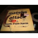Massive Attack - Safe from harm 7'' version