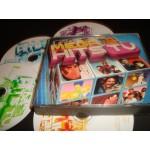 Mega Hits TV - Various set 4 cd