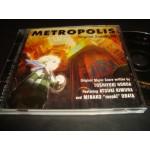 Metropolis (Original Soundtrack)-Toshiyuki Honda
