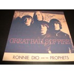 Ronnie Dio and the Prophets / Great Balls of Fire