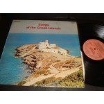 Songs of the Greek Islands / By A.Karabessinis