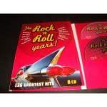 The Rock n roll years - 136 Greatest Hits