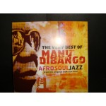 The very best of Manu Dibango Afrosouljazz