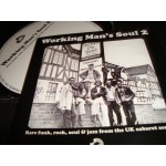 Working Man's Soul 2 - Funk /Rock Soul from UK Cabaret Scene