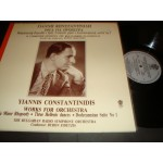 Yiannis Constantinidis - Works for Orchestra