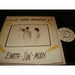 Love And Rockets - Earth • Sun • Moon